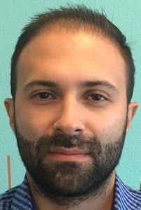 Bradley Chuchian, B.S. Head of Gastroenterology Research